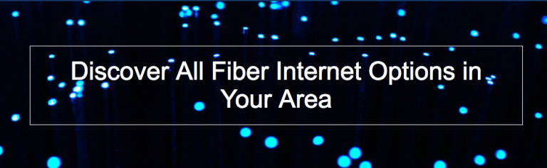 Fiber Internet Locator